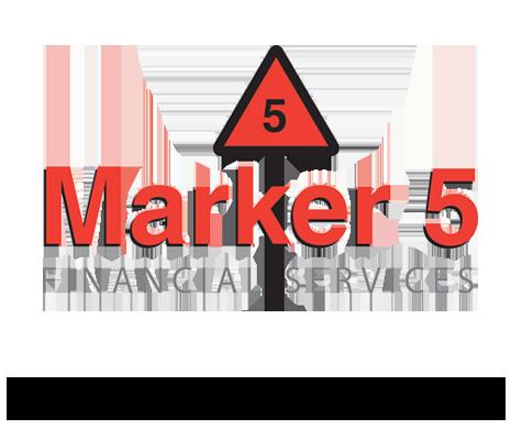 Marker 5 financial services logo