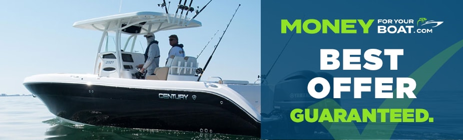 money for your boat sales flyer